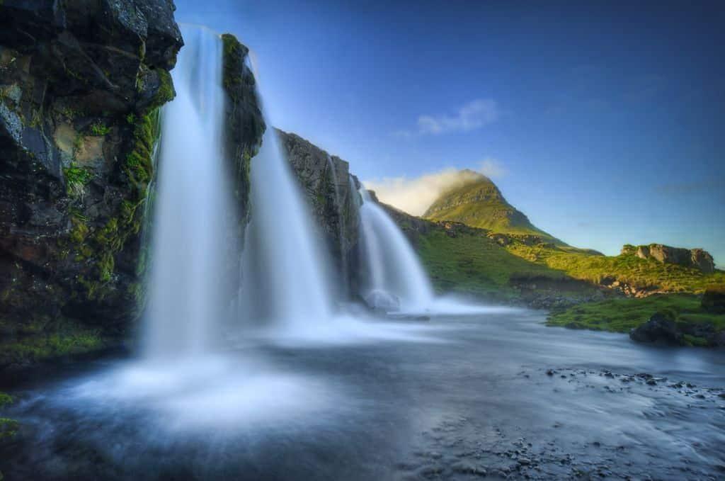 cascadas-Kirkjufellsfoss