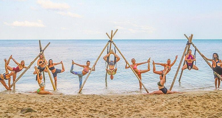 My Review of Ulu Yoga's Aerial Yoga Instructor Course