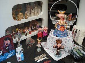 Cerámica y cerámica de Barcelos